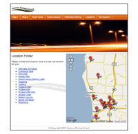 Century's Locations Page